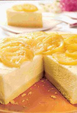 Torta espuma de lim n - Espuma de limon ...